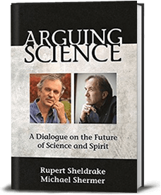 Book cover for Arguing Science: A Dialogue on the Future of Science and Spirit