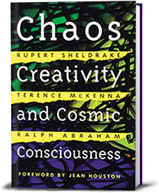Book cover for Chaos, Creativity and Cosmic Consciousness