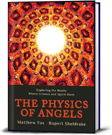Book cover for the Physics of Angels