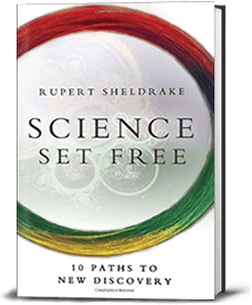 Book cover for Science Set Free