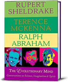 Book cover for The Evolutionary Mind